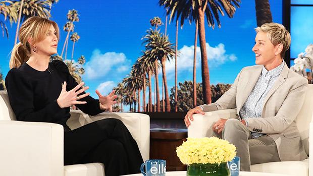 Ellen Pompeo & Ellen DeGeneres