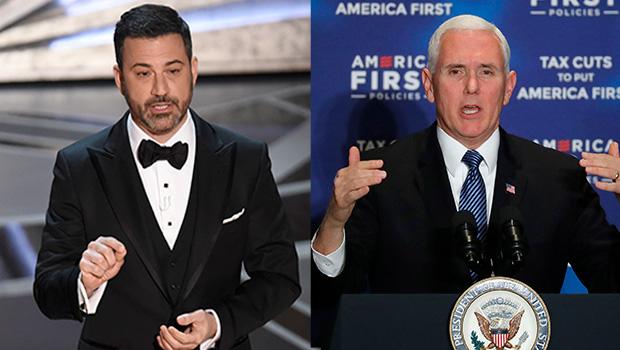 Jimmy Kimmel Mike Pence
