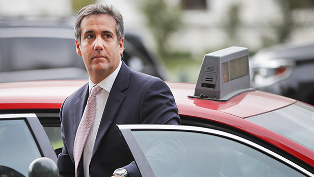 Trump Lawyer Michael Cohen