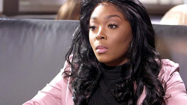 Sierra from 'Love & Hip Hop: Atlanta'