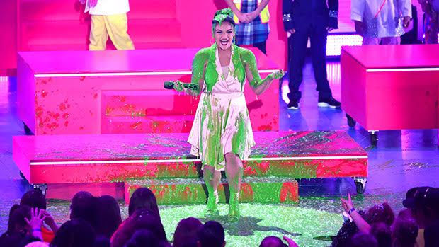 Laurie Hernandez Kids' Choice Awards