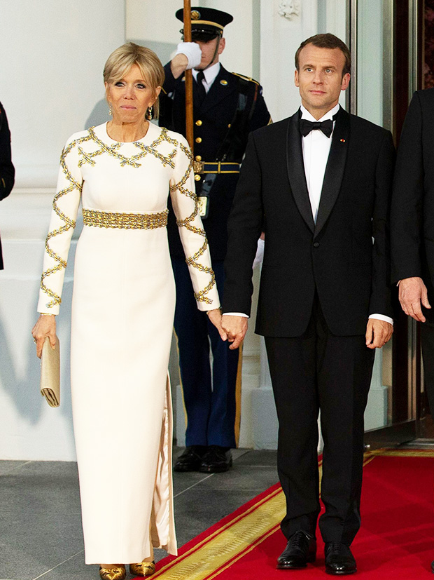 First Lady & President of France