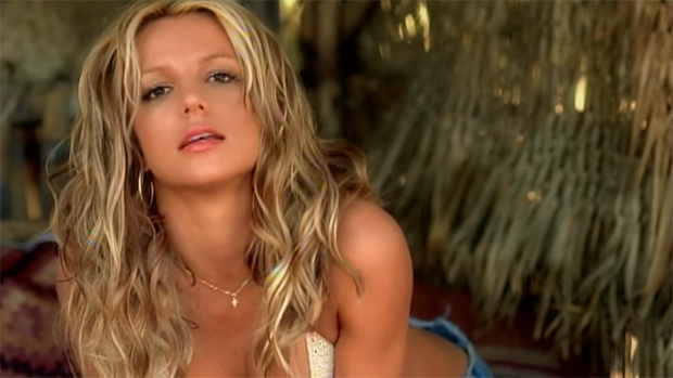Britney Spears music video shorts