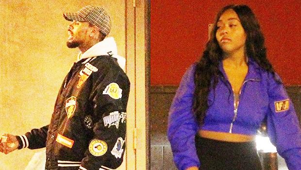 Chris Brown & Jordyn Woods