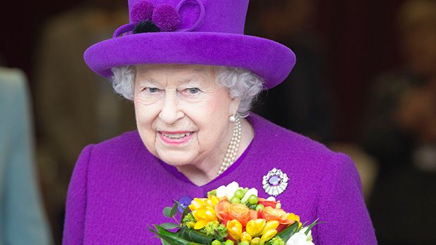 Queen Elizabeth IIQueen Elizabeth II visit to the King George VI Day Centre, Windsor, UK - 12 Apr 2018