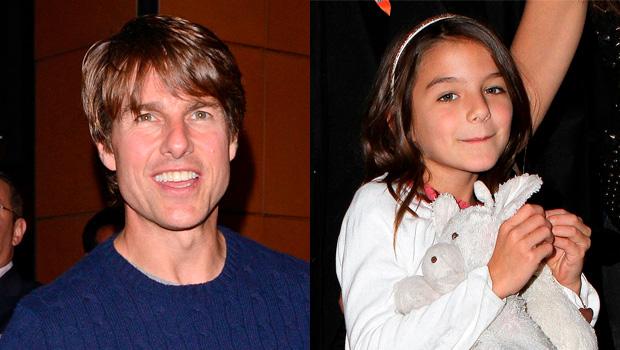 Tom Cruise Suri Birthday Gifts