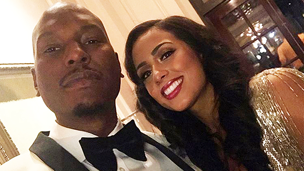 Tyrese Gibson and wife Samantha Lee Gibson