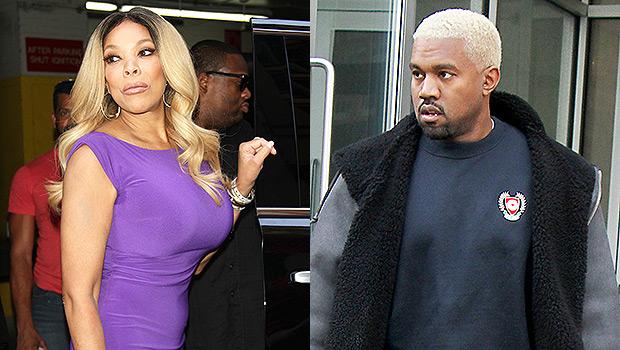 Wendy Williams & Kanye West