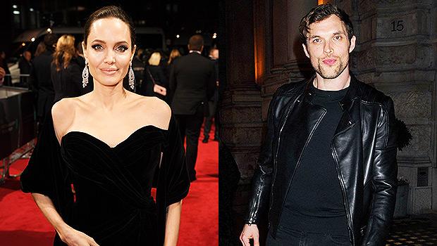 Angelina Jolie & Ed Skrein