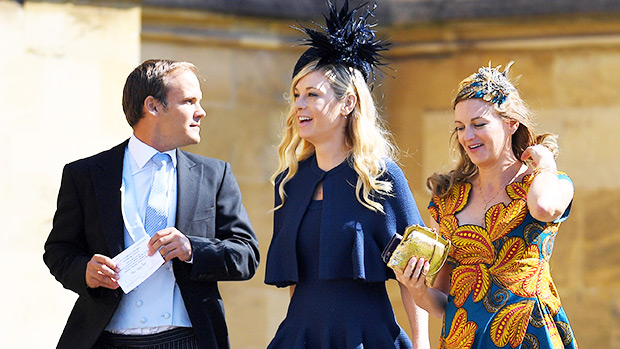 Prince Harry S Ex Girlfriends Attend Royal Wedding Chelsy Davy More Hollywood Life