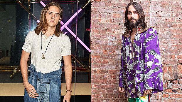 Dylan Sprouse, Jared Leto
