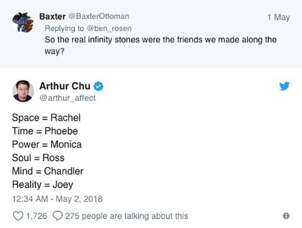 Arthur Chu Tweet