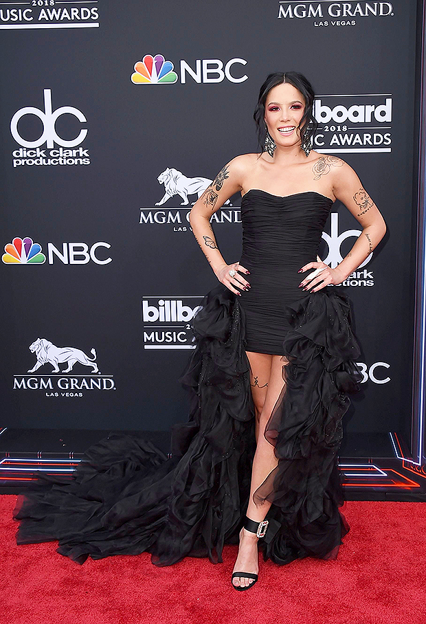 Halsey Dress Billboard Awards