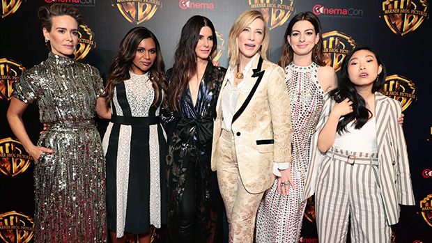 Ocean S 8 Met Gala 2018 Photo Anne Hathaway Mindy Kaling More Hollywood Life