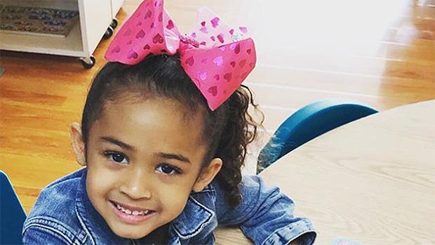 Royalty Brown, Chris Brown's daughter