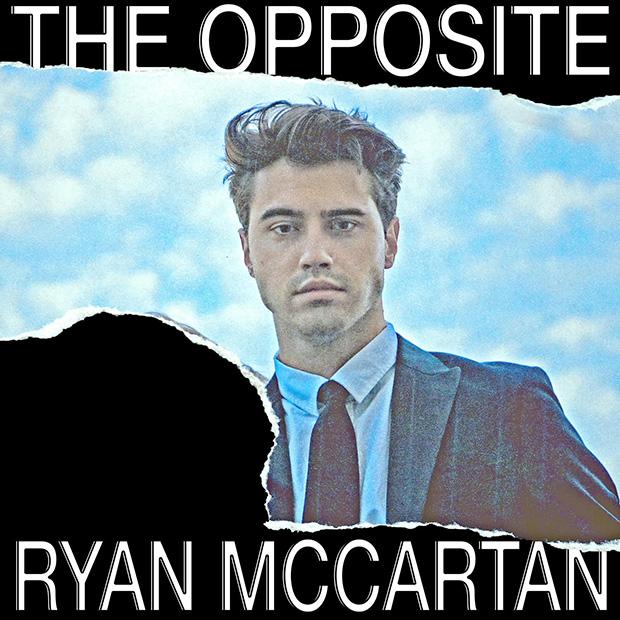 Ryan McCartan 'The Opposite' Cover