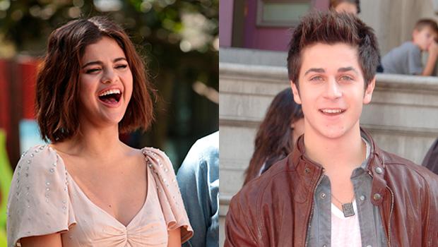 Selena Gomez, David Henrie