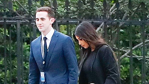 Kim Kardashian at White House