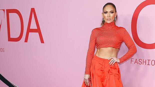 Jennifer Lopez at CFDA Awards 2019