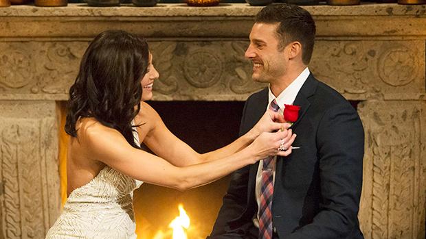 Becca & Garrett on 'The Bachelorette'