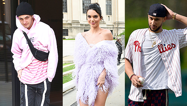Kendall Jenner Anwar Hadid S Hookup Has Ben Simmons Feeling Used Hollywood Life