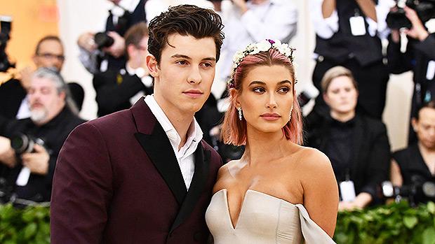 Shawn Mendes & Hailey Baldwin Met Gala 2018
