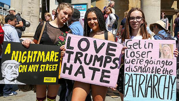 millennial women voting