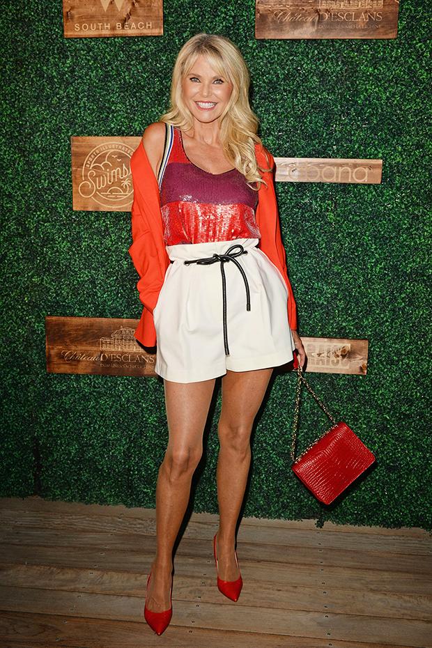 Christie Brinkley Sports Illustrated