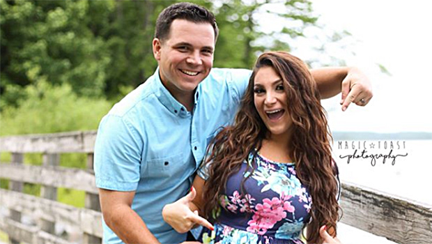 Deena Cortese with husband Christopher Buckner