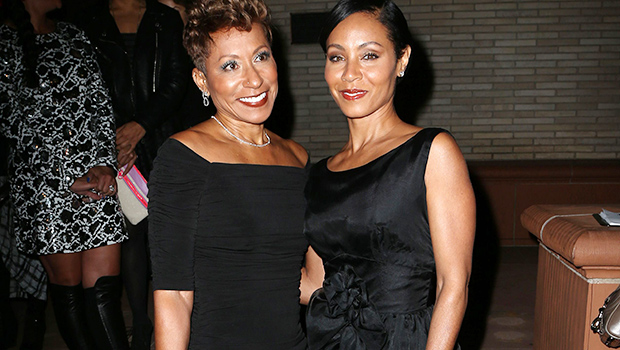 Jada Pinkett Smith & Her Mom