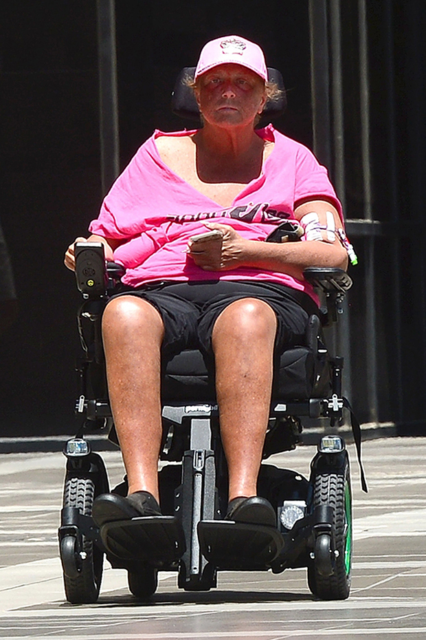 Abby Lee Miller cancer recovery