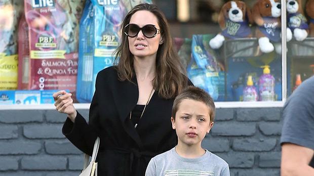 Angelina Jolie, Knox Jolie-Pitt