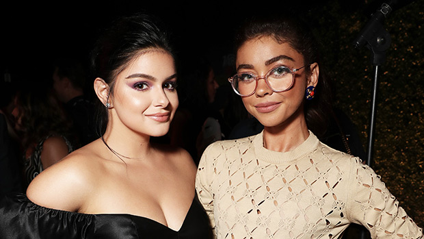 Ariel Winter & Sarah Hyland At Variety's Young Hollywood Event August 2018
