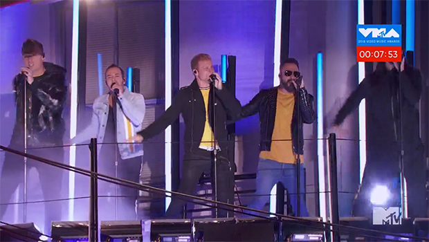 Backstreet Boys VMAs