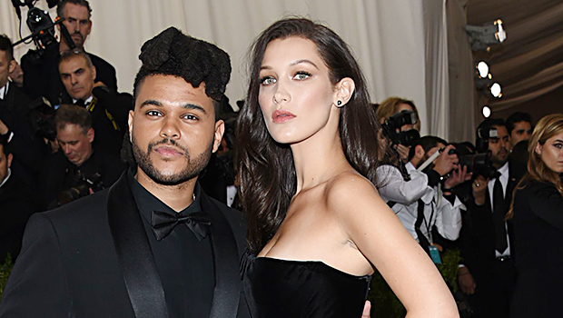 Bella Hamid & The Weeknd