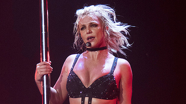 Britney Spears 'Piece Of Me' Tour Costume