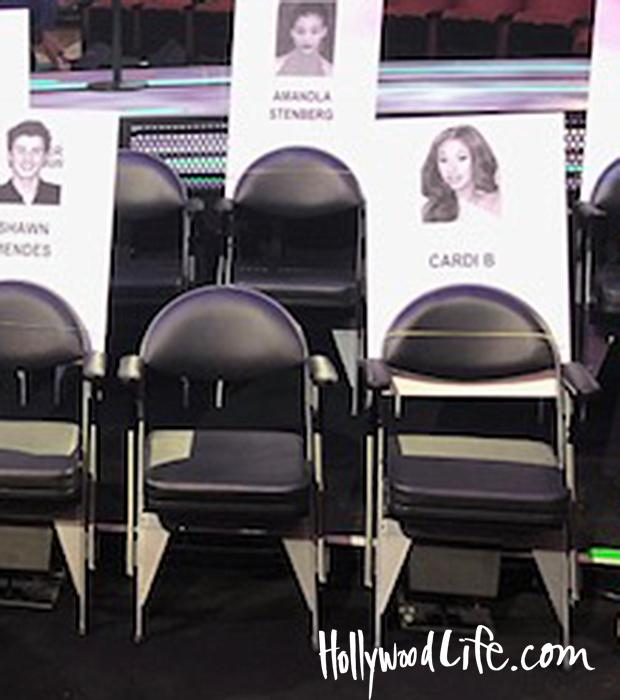 vmas seats