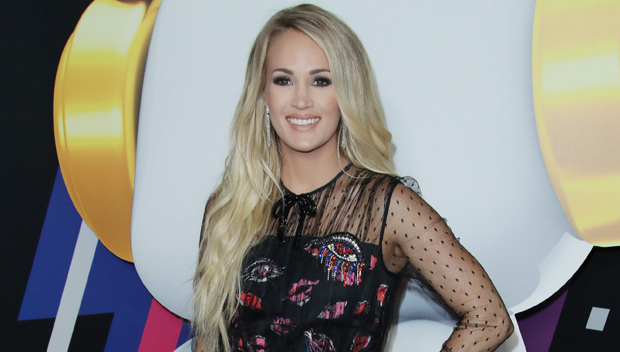 Carrie Underwood pregnant twins dream