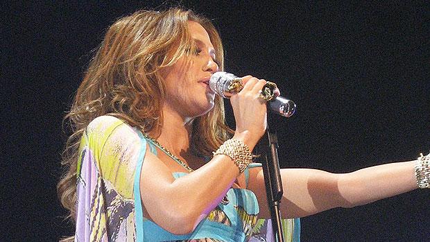 celebrites pregnant on tour