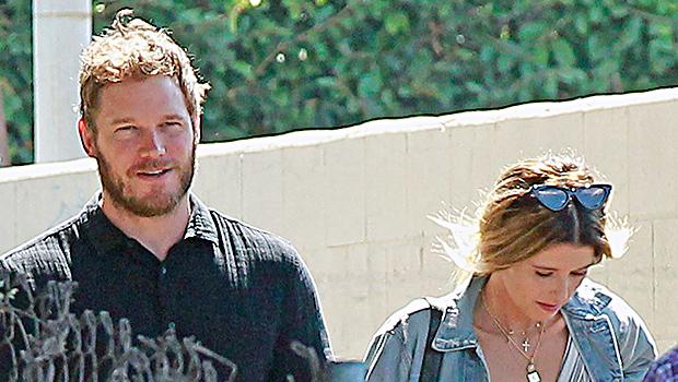 Chris Pratt & Katherine Schwarzenegger
