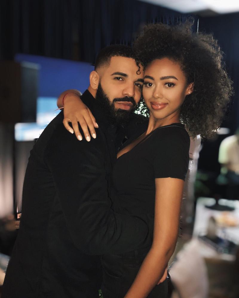 Drake & Bella Harris