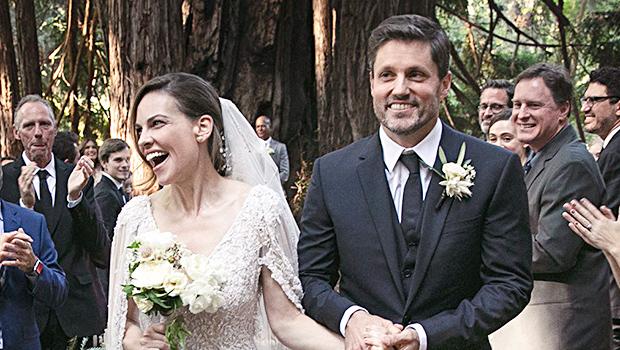 hilary swank wedding