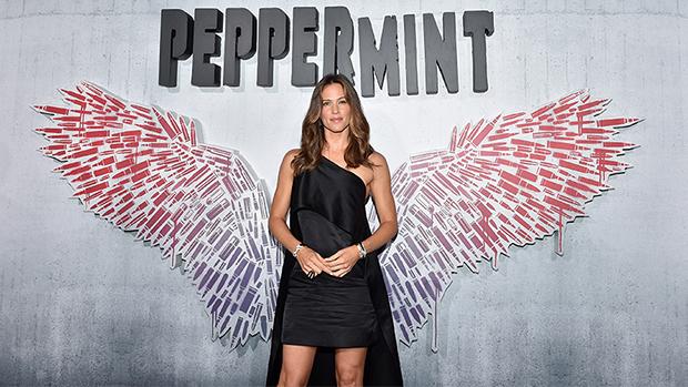 Jennifer Garner Peppermint Premiere