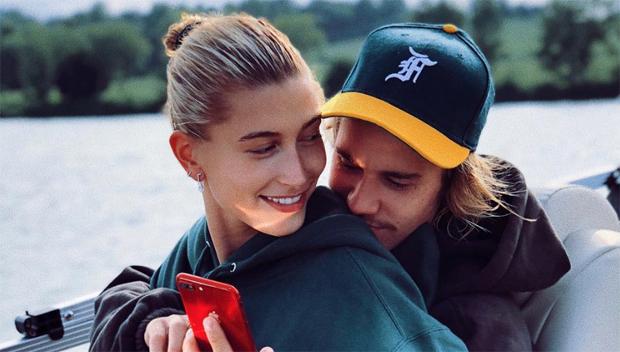 Hailey Baldwin Justin Bieber