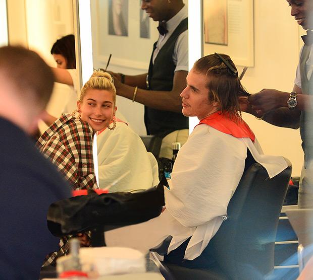 Justin Bieber Haircut 2018