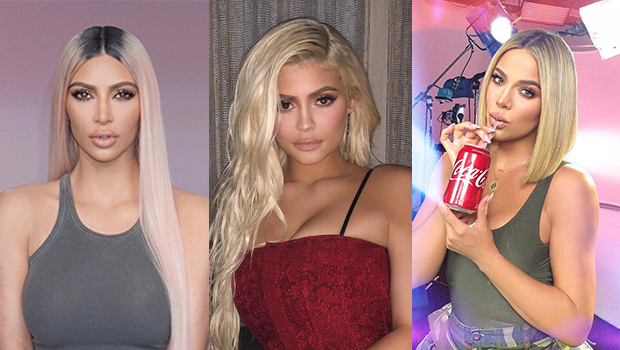 Kim Kardashian, Kylie Jenner, Khloe Kardashian