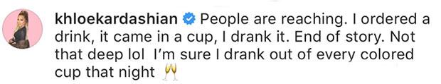 Khloe Kardashian Reacts Tristan Thompson Complicated Relationship