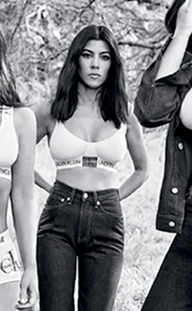 Kardashians Calvin Klein Ad 2018