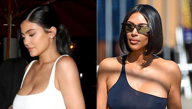 Kylie Jenner Reacts Kim Kardashian Weight Loss