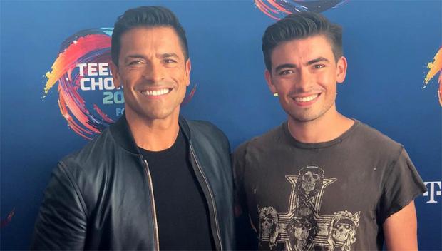 Michael & Mark Consuelos Teen Choice Awards